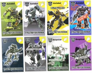 Playing Cards (transformers)