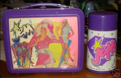 Lunchbox (jem and the holograms)