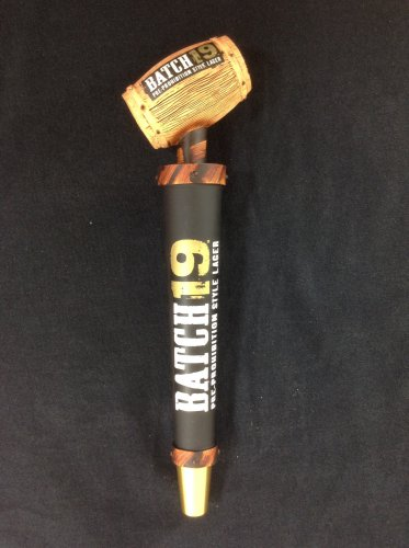 Batch 19 Beer Tap Handle Pre-Prohibition Style Lager
