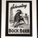 Schoenling Bock Beer Photo cincinnati oh