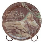 Lords Prayer Decorative Plate