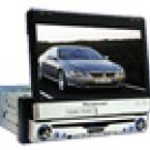 "MimoUSA In-Dash DVD Digital Player 7"" Motorized TFT Monitor/TV Combo"