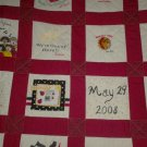 Custom Memory Quilts