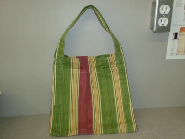 Tote, Shopping Tote Bag, Handmade