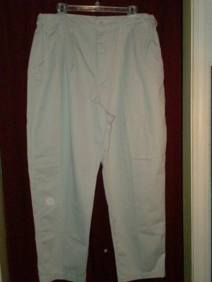Khaki Pants, Nearly New, Size 22 W