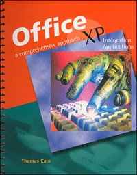 Office XP Integration Applications - Comprehensive Approach