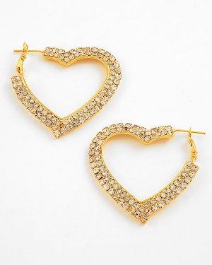 Gold Stone Hearts