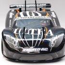 Ultra Lamborghini FireBlack 2-Speed Radio Remote Controlled RC Nitro Gas Car