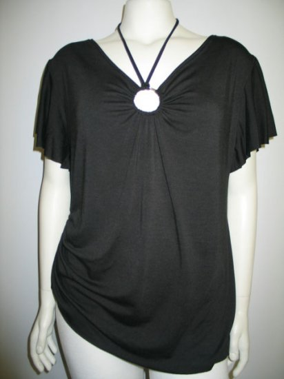 » Extra Plus Size » PT1438-BLACK