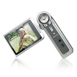 Camcorder - Silver 2.5 inch TFT LCD 5.0MP Digital Camcorder [CPDV0041