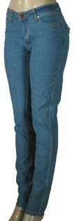 1037JP-DBDA09 DD & D - Junior / Missy Stonewashed Skinny Jeans with Copper Rivets