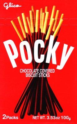 Pocky Original Chocolate