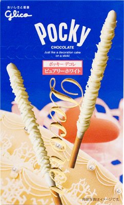 Pocky Decor Pure White