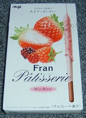 Fran Patisserie Mixed Berry (LIMITED TIME ONLY)