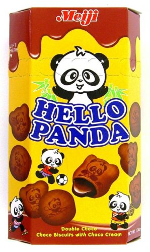 Hello Panda Double Chocolate