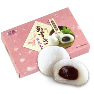 Mochi Azuki (Red Bean)