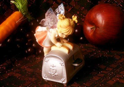 Toaster Kitchen Fairy