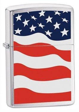 American Flag Zippo Lighter