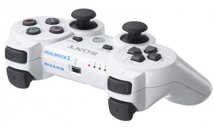 Song PS3 Dual Shock 3 (White)