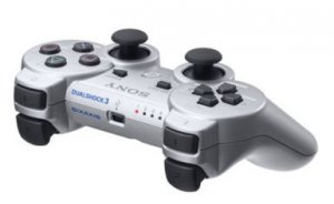 Song PS3 Dual Shock 3 (Silver)