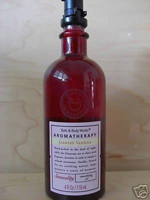 Bath & Body Works Jasmine Vanilla Smoothing Oil
