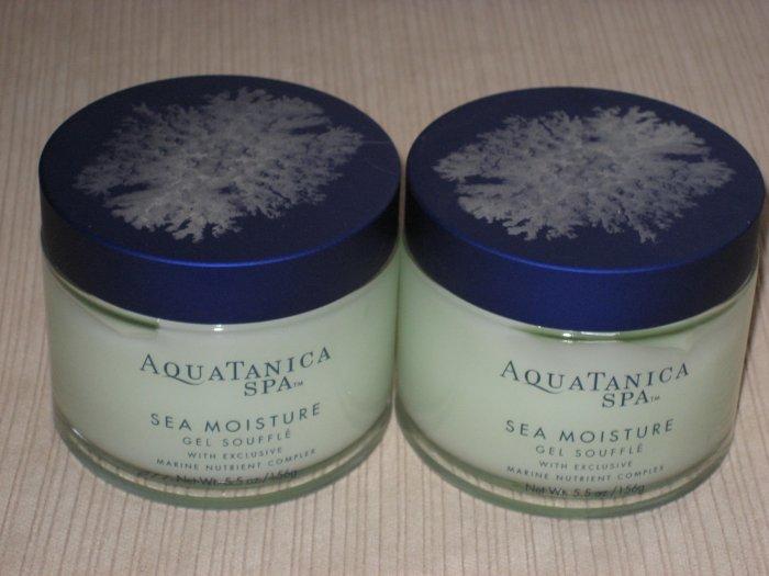 2 Large size of Aquatanica Spa Sea Moisture Gel Souffle
