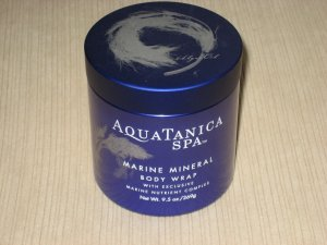 Aquatanica Spa Marine Mineral Body Wrap
