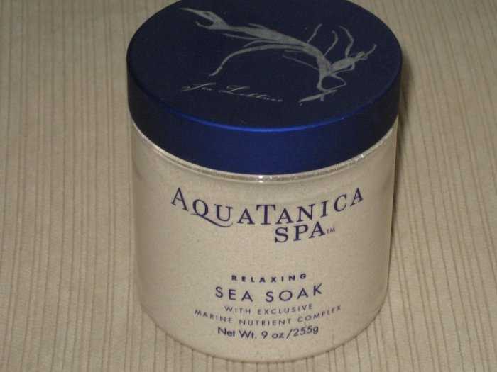 Aquatanica Spa Relaxing Sea Soak