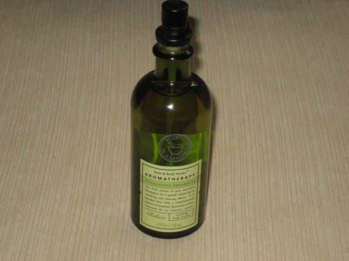 Bath & Body works Eucalyptus Spearmint Body Essence