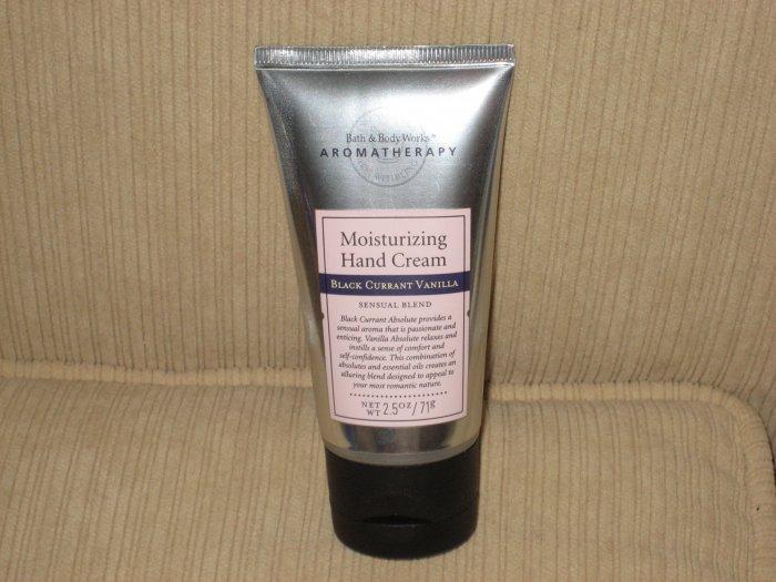 Bath & Body Works Black Currant Vanilla Moisturizing Hand Cream