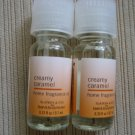 2 Bath & Body Works creamy nutmeg  fragrance oil