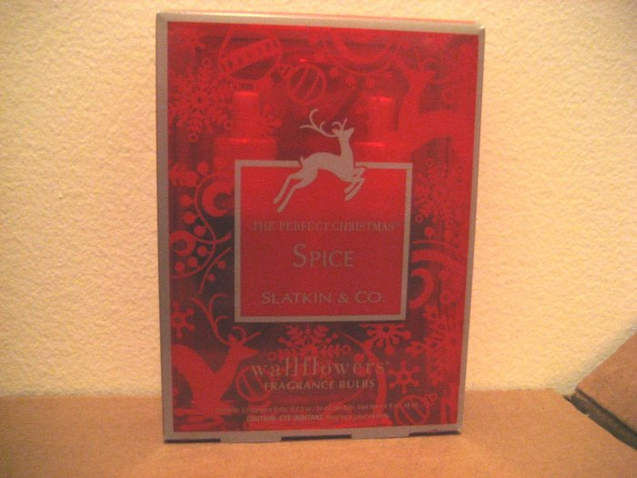 Bath & Body Works Christmas SPICE Wallflowers Refill