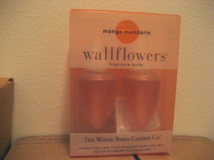 Bath & Body Works Mango Mandarin Wallflowers Refill