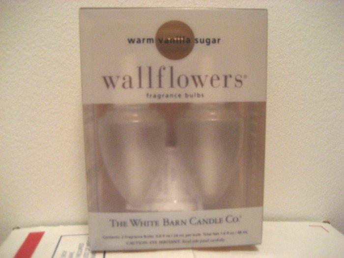 Bath & Body Works Warm Vanilla Sugar Wallflowers Refill
