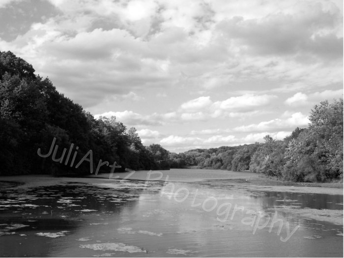 ENDLESS-Photographic Art-Black & White-8 x 10 photographic print