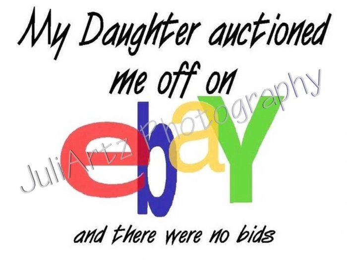 Auction Off On Ebay T-Shirt Humorous
