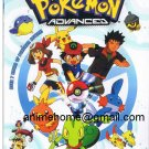 Complete POKEMON ADVANCED 1-40 Episodes 3 DVD English