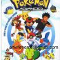 Complete POKEMON ADVANCED 1-40 Episodes 3 DVD English