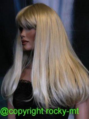 SOFT SILKY BLOND WIG/WIGS TOP FASHION WIG/WIGS HAIR