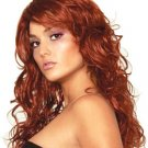 RED FLAME HOTTIE WIG/WIGS TOP FASHION HAIR