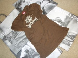 Brown Element T-Shirt