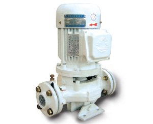 Hot-water inline Pump