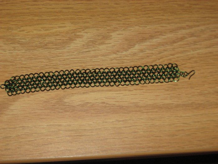 Chainmail Bracelet 02