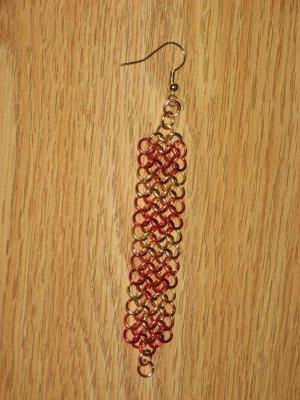 Chainmail Earrings 02