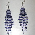 Beaded Dangle Earrings 01