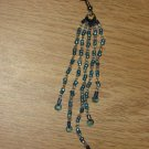 Beaded Dangle Earrings 02