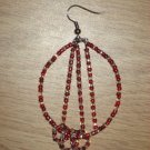 Beaded Stiff Earrings 03