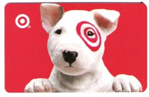 Target Gift Card Number 402 square corners