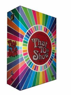 That 70's Show Season 1-8 DVD Box Set - Free Shipping