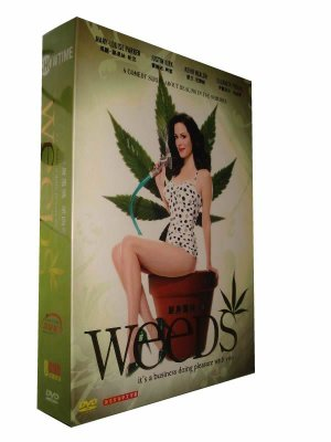 Weeds Season 4 DVD - Free Shipping
